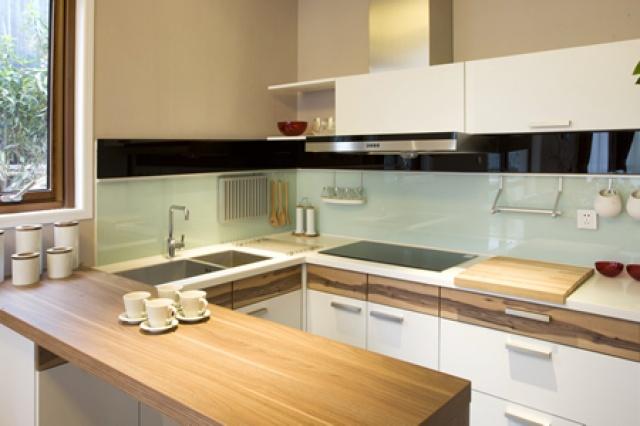 廚房清潔專區